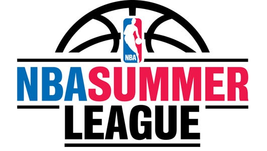 The NBA Summer League in Las Vegas starts Friday.