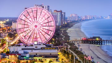 5 things you need to know about the bacteria at Myrtle Beach