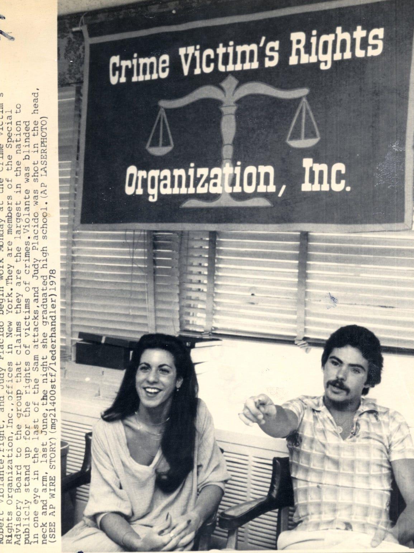"""Son of Sam"" shooting victims Judy Placido and Robert"