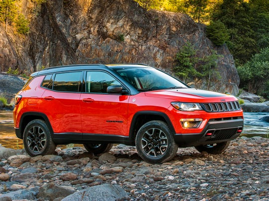 Sales for Fiat Chrysler were down 13% in October compared to the same month in 2016, but sales of the Jeep Compass were up big.