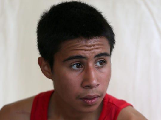 Adrian Parra