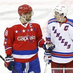 Rangers' Vigneault: 'We could be 4-0'