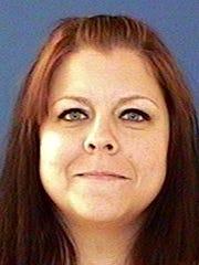 Anthea Sanderson Jones was arrested on suspicion of