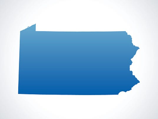 Pennsylvania Stock Image