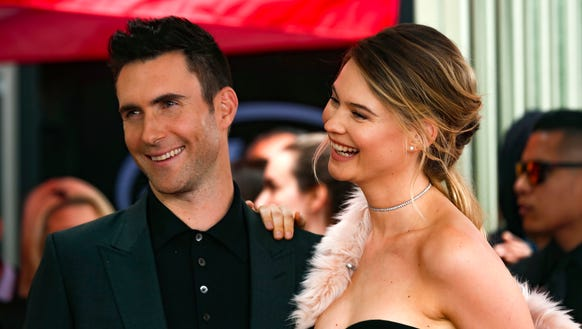 Adam Levine and Behati Prinsloo are now parents to