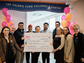 The Joy in Childhood Foundation made a $30,000 donation