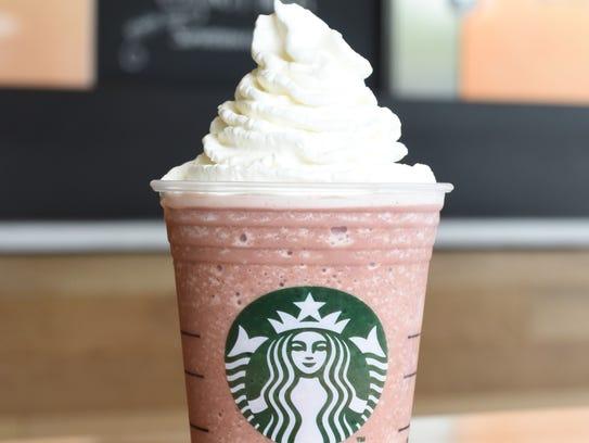 Red Velvet Roll Cake Starbucks