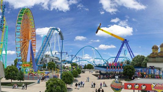 Cedar Point is a regular destination for Michiganders looking for big summertime thrills.