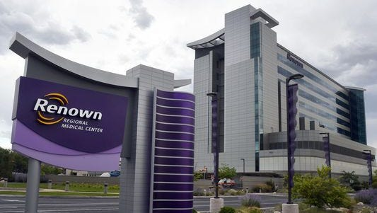 A 21-year-old Bishop resident died from an amoeba infection at Renown Regional Medical Center.