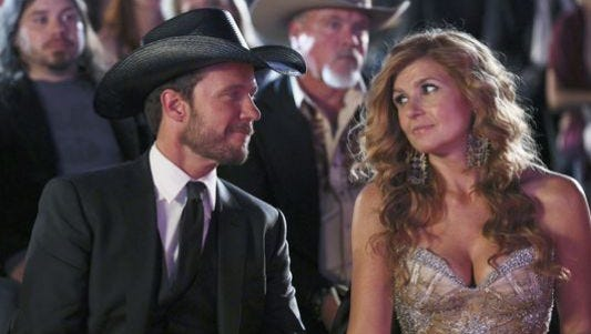 """Will Chase and Connie Britton star in ABC's """"Nashville."""""""