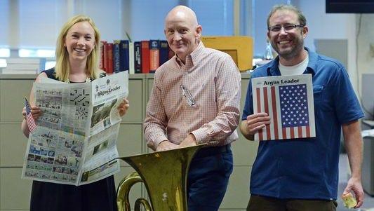 Dana Ferguson, Patrick Lalley and Jonathan Ellis talk politics on #100Eyes.