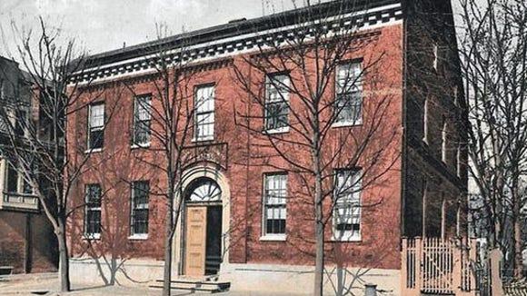 The 1780s/1790s; York Academy, later York County Academy,