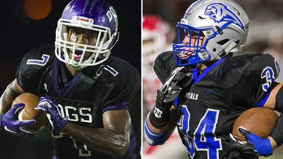 Brownsburg vs. Hamilton Southeastern is one of the top games of the week.