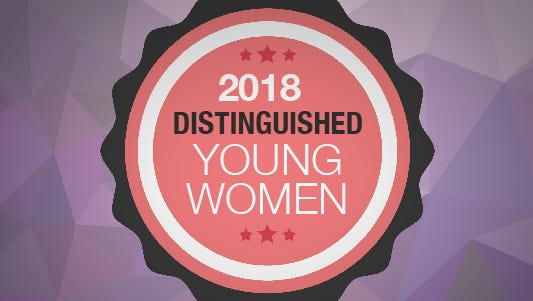 The Distinguished Young Women of York County scholarship competition will be held May 5 at Central York High School.