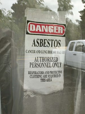 A Salem company has been fined for violating Oregon's asbestos regulations.