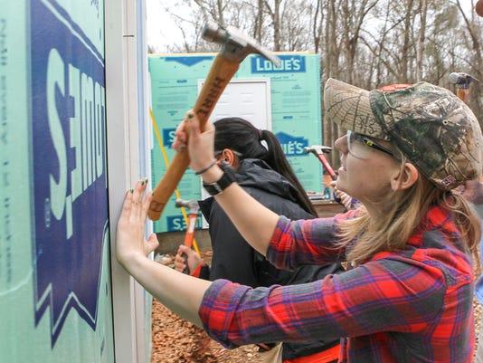 Habitat Clemson MLK Service Day