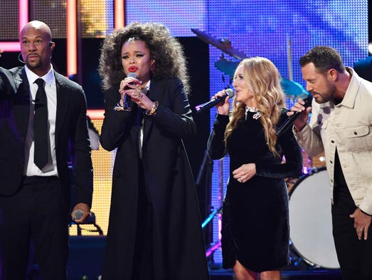 Common, Andra Day, Lee Ann Womack and Jimi Westbrook