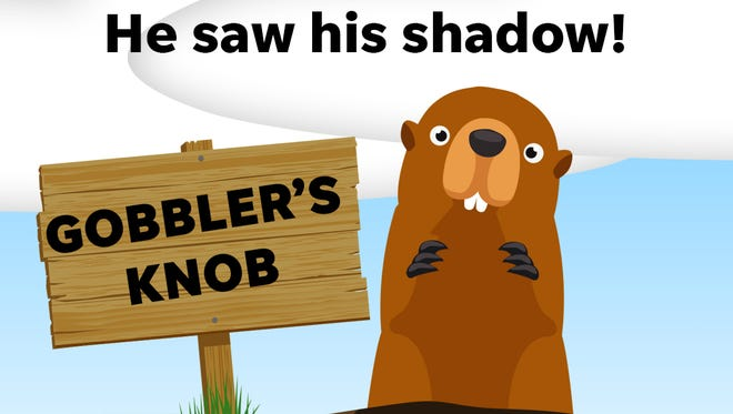 Groundhog Day 2018: Punxsutawney Phil saw his shadow and predicted six more weeks of winter weather.