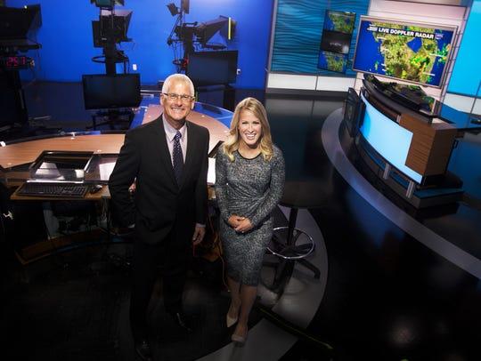 NBC-2 chief meteorologist Robert Van Winkle is retiring,