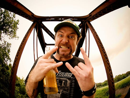Thursday: Scott H. Biram at Pappy and Harriet's