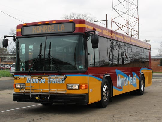 Five new buses hit the street for Monroe Transit on Feb. 28.