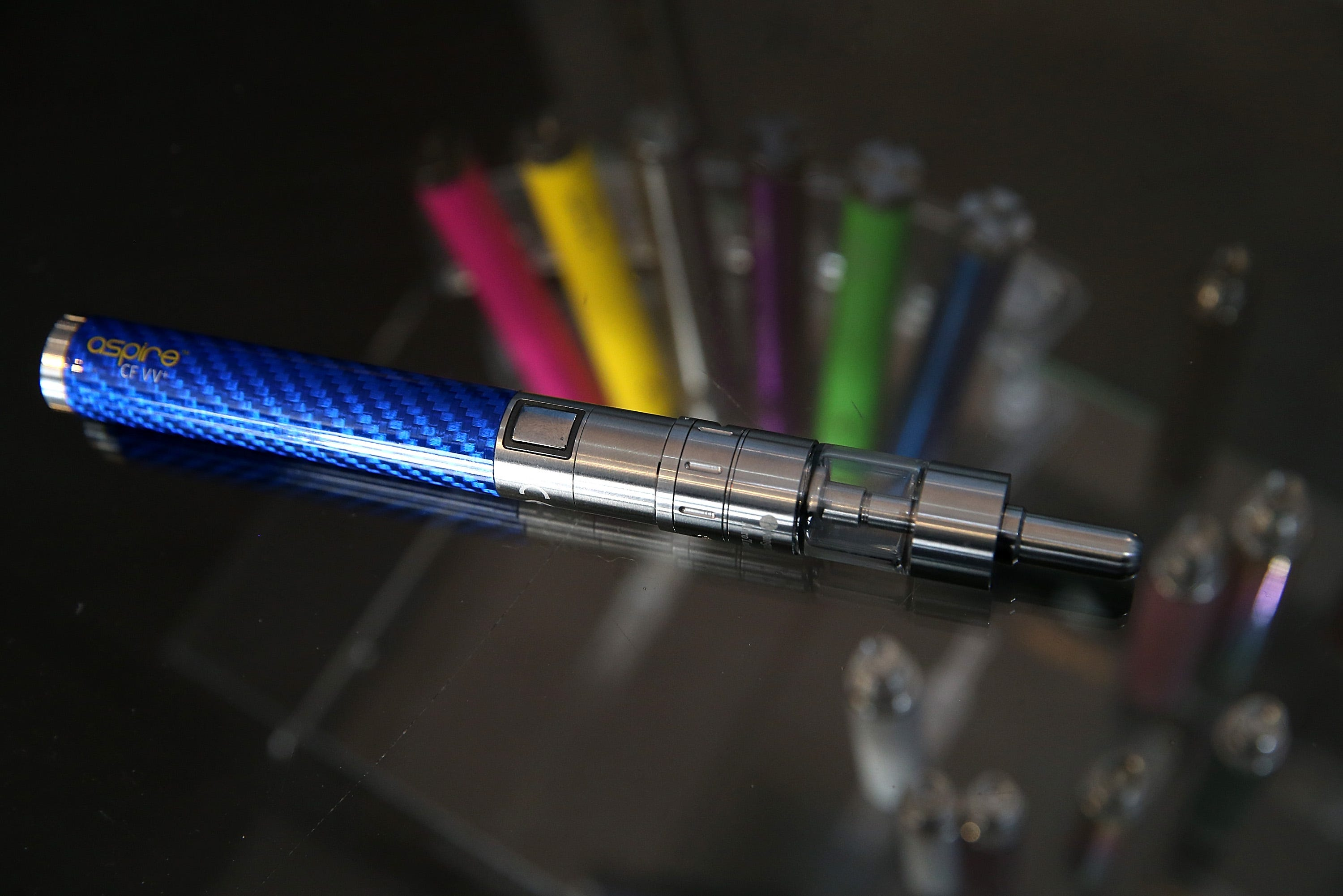 Puff daddy electronic cigarette