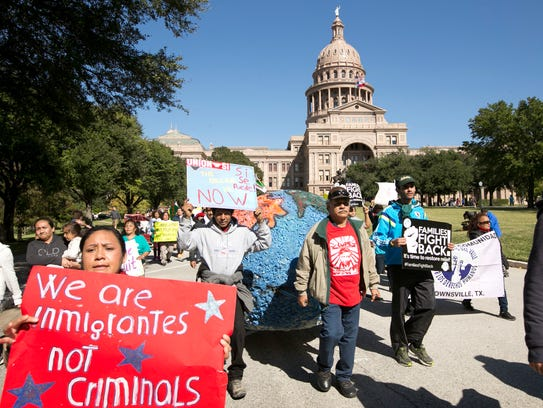 A showdown over court access could come in Texas' battle