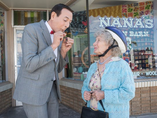 Pee-wee (Paul Reubens) has never left his hometown