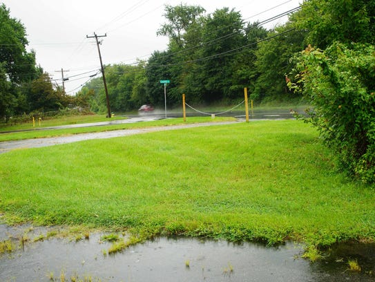 Vacant land donated by environmentalist on Red Lion