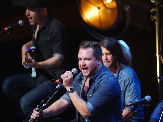 The Eli Young Band is headed to Green Bay Distillery