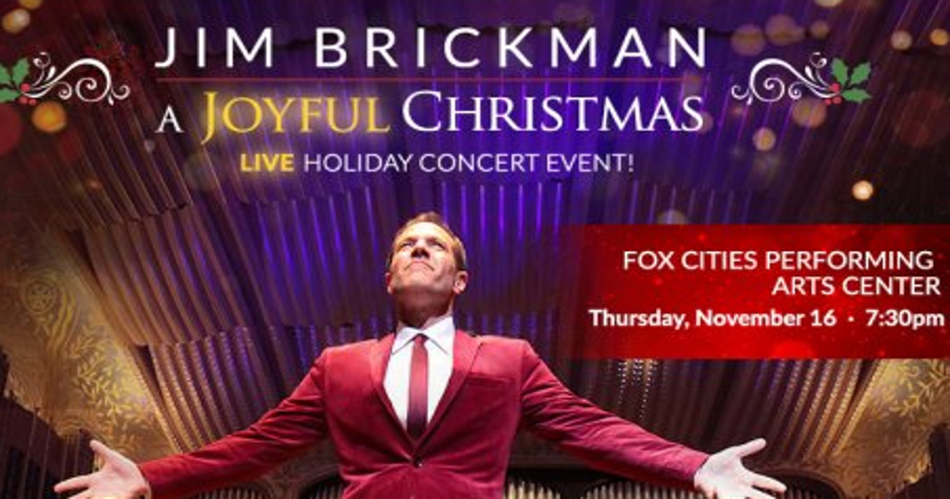 Jim Brickman\'s - A Joyful Christmas