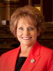 House Speaker Linda Upmeyer, R-Clear Lake