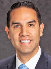 Nicholas Tejeda, new El Paso market CEO for The Hospitals