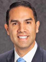Nicholas Tejeda, new El Paso market CEO for The Hospitals of Providence.
