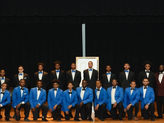 Gentlemen of Howard pic 2016
