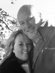 Brian Mohler and Corri Richey