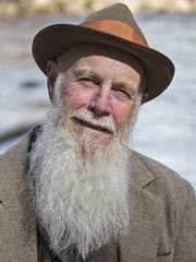 Lee Stetson delivered his first presentation on John Muir in 1983 and has since added several other shows that deal with various aspects of his life.