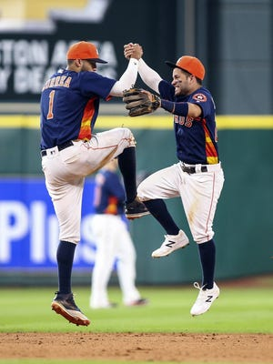 Carlos Correa and Jose Altuve will be complemented by several key offseason acquisitions in 2017.