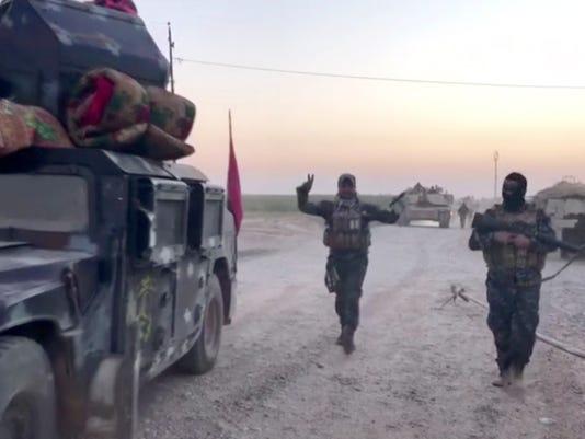 AP IRAQ KURDS I IRQ