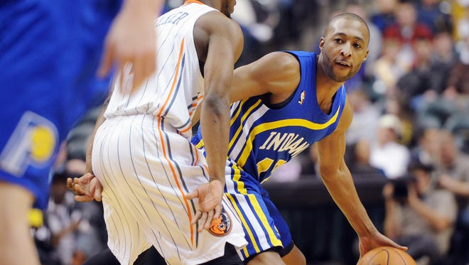 FILE -- A.J. Price could be on his way to a Pacers reunion.