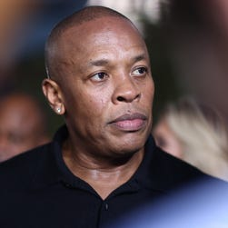 Rapper Dr. Dre says he did not pull a gun on a man who blocked his driveway and Los Angeles sheriff's deputies found none.