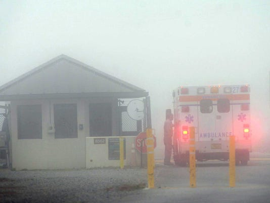 AP APTOPIX MILITARY HELICOPTER CRASH A USA FL