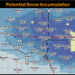 Sioux Falls set for 4-6 inches of snow Wednesday