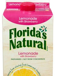 All profits from the sale of Florida's Natural Lemonade