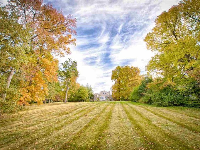 8720 Whestone Rd. sits on 2.35 acres on McCutchanville's