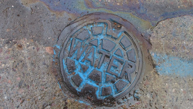 Burlington's water is treated with orthophosphate that virtually eliminates the threat of lead in pipes and plumbing.