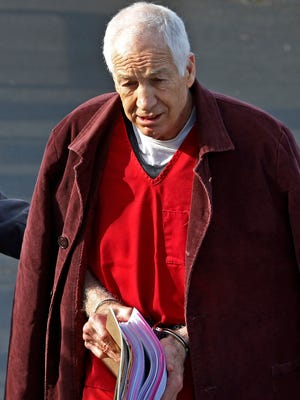 Sandusky is expected to participate in the proceeding to have his Penn State pension restored by video conference.