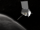 The spacecraft is designed to collect 4.4 pounds of