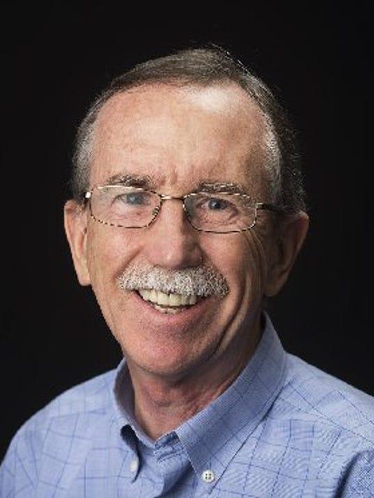 News Sentinel Editor Jack McElroy