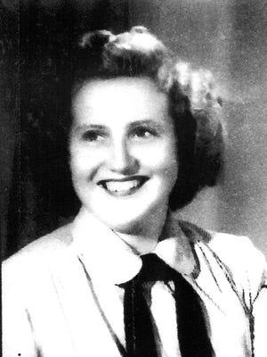 Pearl Heydinger Horrell